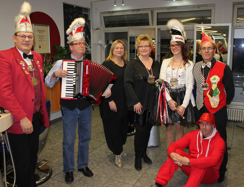 BDS Fasnacht 2016